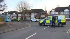 Toddler dies after hit-and-run in Coventry