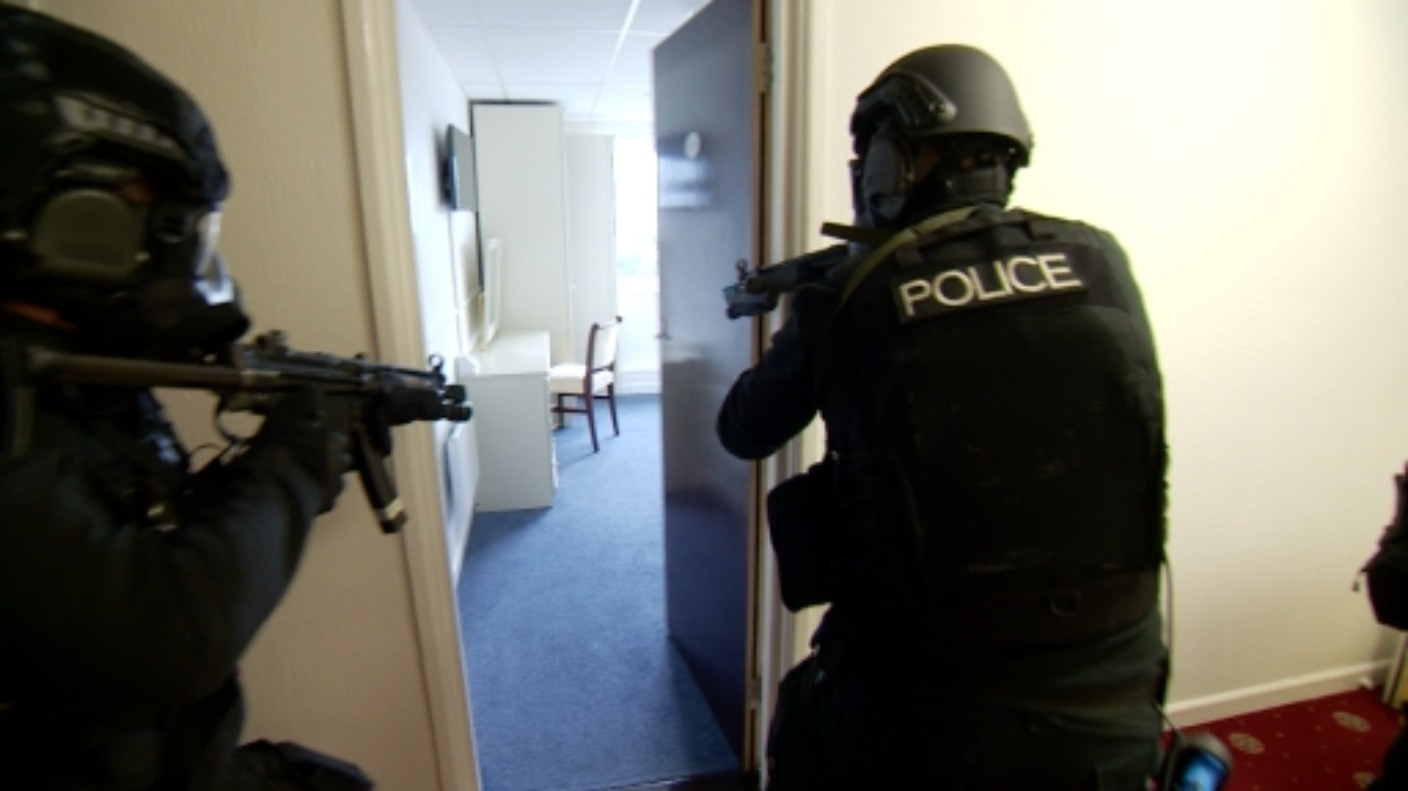 More Firearms Officers Working 24 7 In Jersey Channel