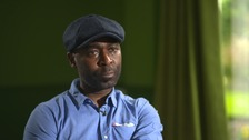 Andy Cole 'indebted' to nephew after kidney transplant