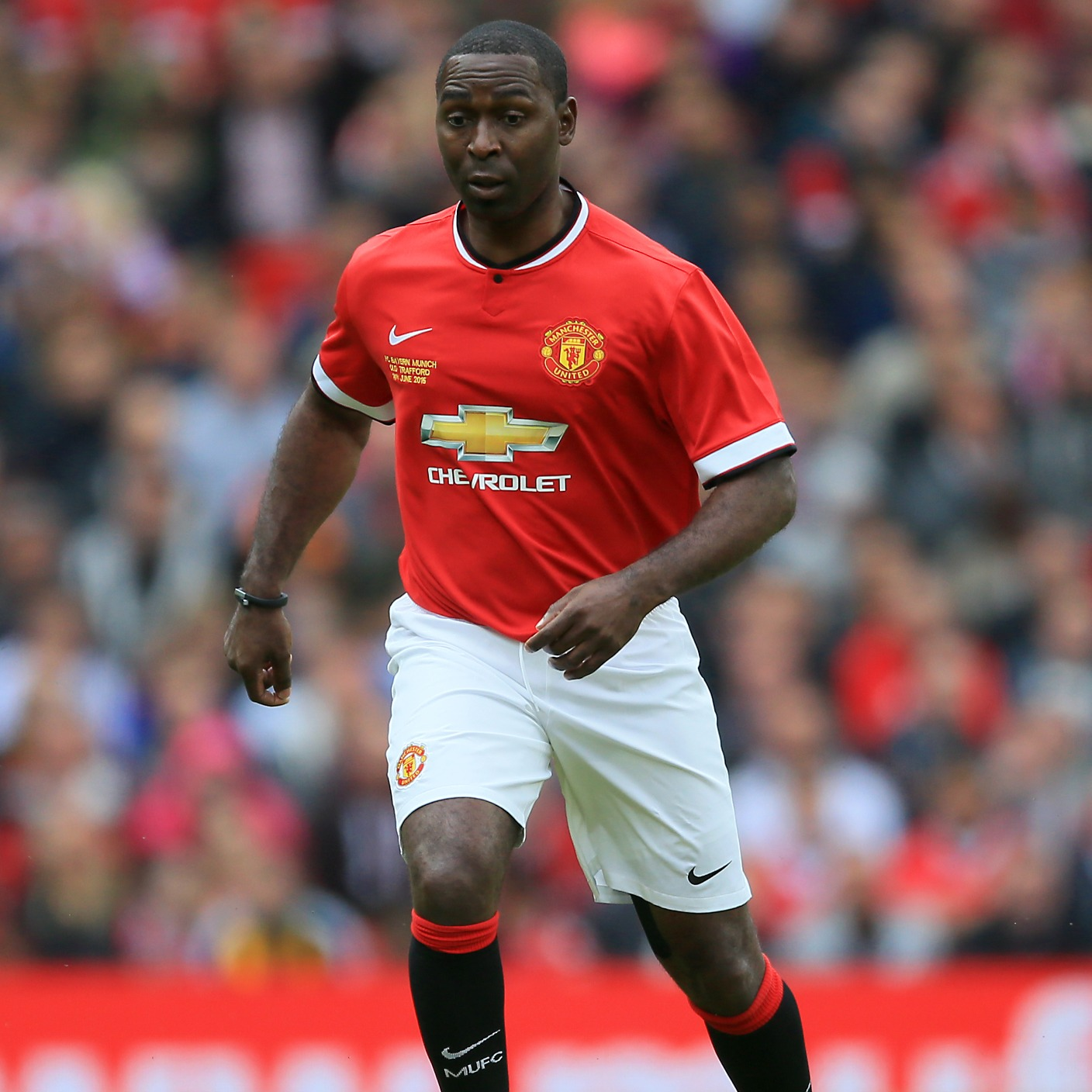 Andy Cole Indebted To His Nephew After Kidney Transplant