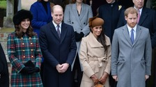 Young Royals in first public engagement
