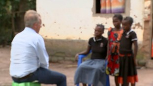 'I had to carry my mother's decapitated head 60km': Orphan tells ITV News of atrocities in Democratic Republic of Congo