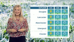 The weekend weather forecast