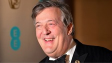Stephen Fry reveals he's had surgery after prostate cancer diagnosis