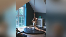 Care home criticised for pole dancing entertainment