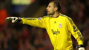 Crystal Palace on verge of signing former Liverpool goalkeeper Cavalieri