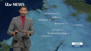 West Midlands Weather: Turning colder