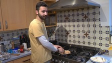 Syrian refugee finds a better life in Cambridge