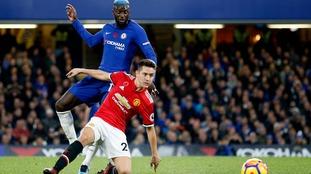 Premier League team news: Manchester United v Chelsea