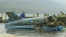 Restoration of Donald Campbell's Bluebird nears completion