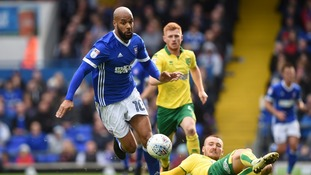 David McGoldrick may have played his last game for Ipswich Town.