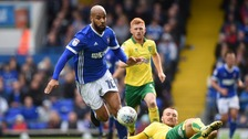 Ipswich Town lose striker for rest of the season