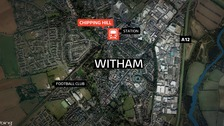 Man's body found in Witham river