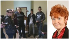 Vera Baird launched the interactive education workshop she introduced as a result of Operation Sanctuary