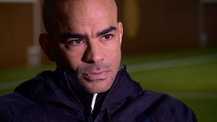 Kieron Dyer talks to ITV News Anglia.