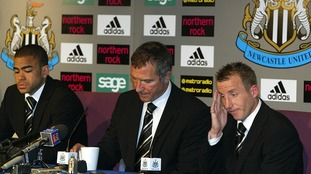 Dyer was involved in a brawl with Newcastle teammate Lee Bowyer in 2005.