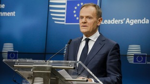 Donald Tusk warns UK Brexit plans still 'pure illusion' despite Chequers 'war Cabinet' meeting