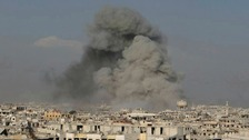 UN delays ceasefire vote as more die in Syria bombings
