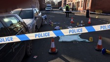 Murder investigation launched after Leicester stabbing