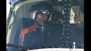 Pilot Captain Pete Barnes