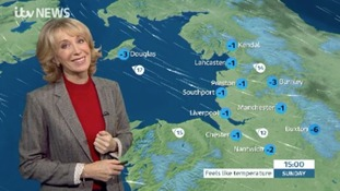 Here's Emma with Saturday's latest NW weather update