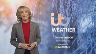 Saturday's forecast for Cumbria and the Border Region