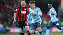 Bournemouth AFC 2-2 Newcastle United