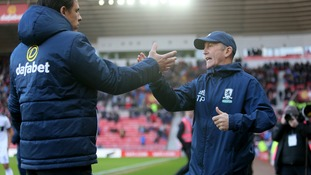 Coleman and Pulis.