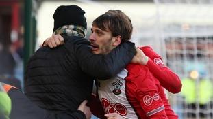 Report: Super-sub Gabbiadini grabs Southampton a point at Burnley