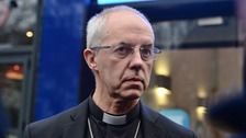 Justin Welby warns Brexit and austerity 'dividing' Britain
