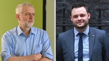 Tory MP sorry for 'seriously defamatory' Corbyn tweet