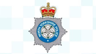 North Yorkshire Police badge.