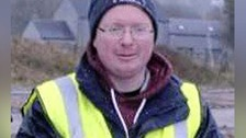 Young father who died on building site named
