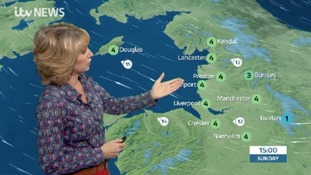 Here's Emma with Sunday's Granada weather