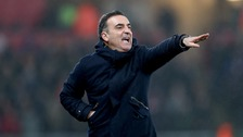 Carvalhal admits gamble backfired in Brighton defeat