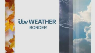 Sunday's weather forecast for the Border region