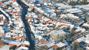 Wymondham town centre