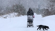 UK warned to brace for 'seriously cold' week