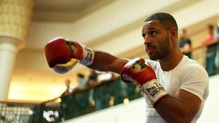 Fans invited to run with Kell Brook