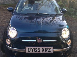 Rosie is appealing for anyone who may have seen her car with the licence plate OY65 XRZ to get in touch with police