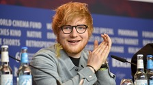 Ed Sheeran has been named the world's best selling music artist