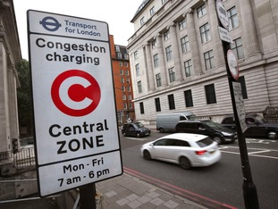 congestion charge notice