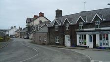 Bryncrug Village, Gwynedd