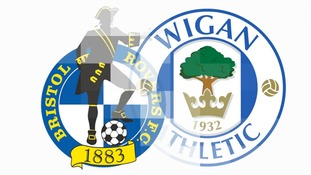 Bristol Rovers were due to take on Wigan Athletic