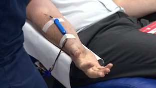 Luton are looking for 250 new blood donors in the next month