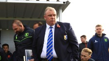 Steve Evans has left his role at Mansfield Town.