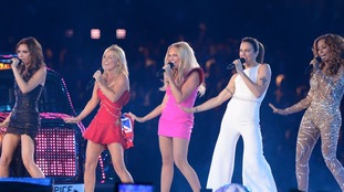 There are rumours the Spice Girls may perform at the event.