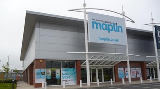 Electricals retailer Maplin has called in the administrators.