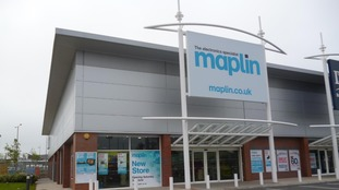 Maplin have over 200 stores in the UK.