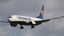 Ryanair has cancelled all remaining Dublin flights.